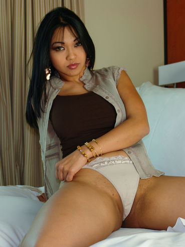 Mika Tan Jerk Off Encouragement Pantyhose