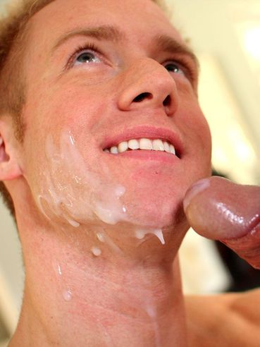 Loads Of Fresh Semen Are Covering Christopher Daniels??? Face After The Wild Anal Gay Fucking