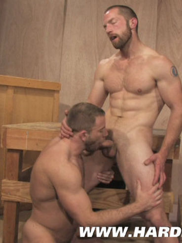 Menpov jared wild buries his dick in adam herst