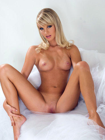 virgin nude Beautiful blonde