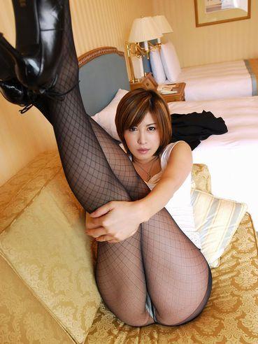 Порно фото японок в колготках