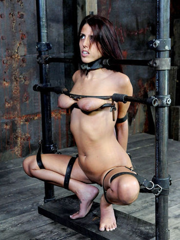 Topless Bound Erotic Nude Png