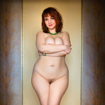 Nackt katrin porto BBW nudist