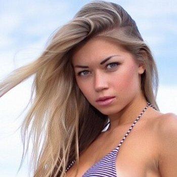 Alina buryachenko nackt