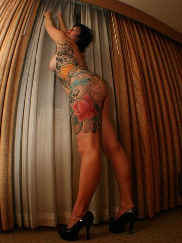 Michelle Aston  nackt