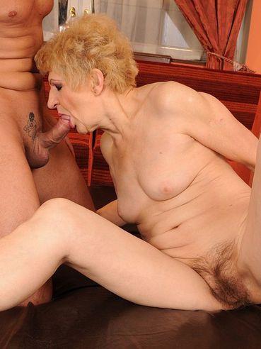 Matures granny kati bell