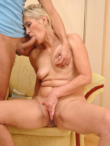 Topless Grandmas Boy Nude Pic