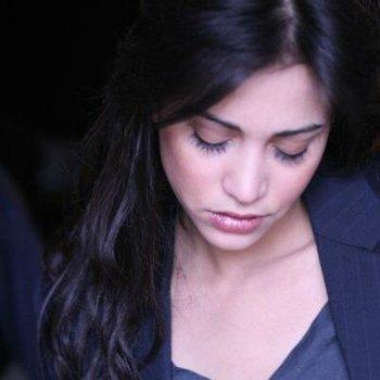 Morjana Alaoui  nackt